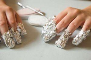 gel manicure aferesi