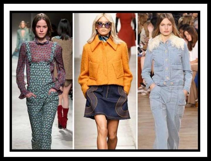 Τι θα φορεθεί το Φθινόπωρο - Χειμώνα 2016!
