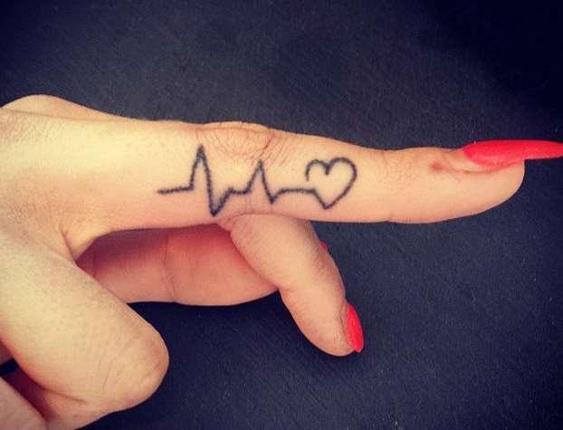 28 εκπληκτικές ιδέες για γυναικεία τατουάζ στο δάχτυλο!  PHOTOS ... fe5db9bb1ca