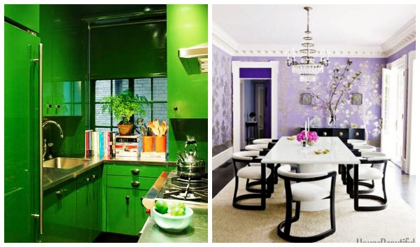 Ποιο χρώμα να επιλέξεις για τη διακόσμηση του σπιτιού σου!