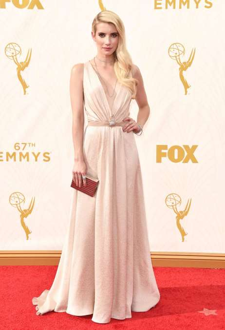 Emma Roberts emmy awards 2015