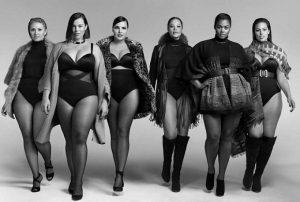 Για 1η φορά η Vogue δημοσίευσε Plus size Collection!