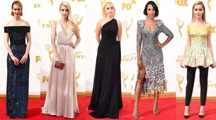 Οι 8 πιο καλοντυμένες celebrities από τα Emmy Awards 2015!