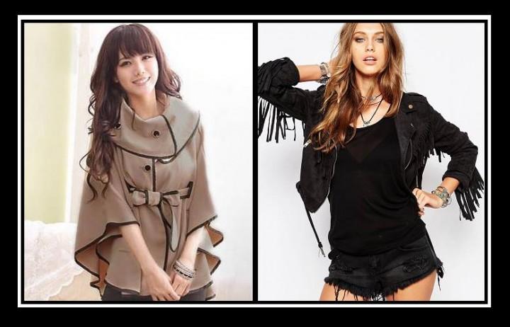 15 Γυναικεία παλτό και μπουφάν κάτω από 70€