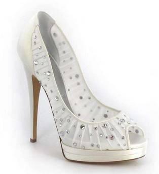 27 Νυφικά παπούτσια για το γάμο σου!  ade59f15c64