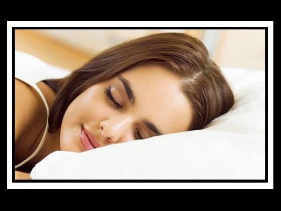 7 Τρόποι για να κοιμάσαι εύκολα!