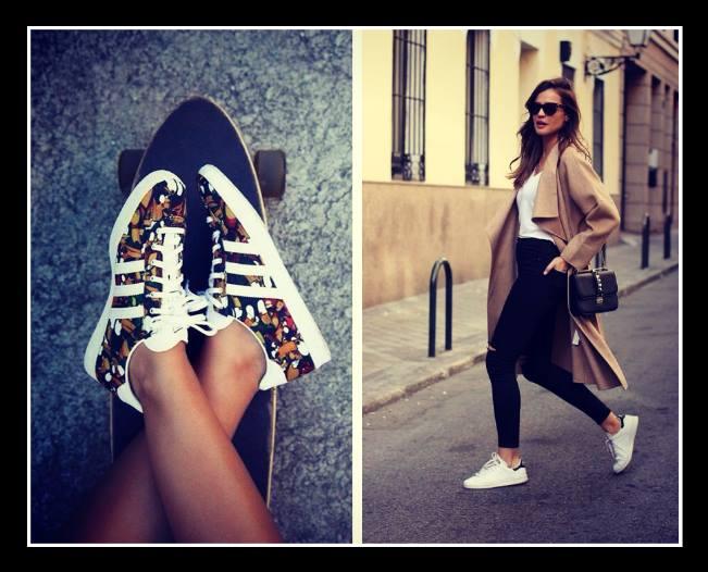 32 Γυναικεία αθλητικά παπούτσια Adidas!