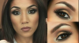 bronzer-smokey-eye