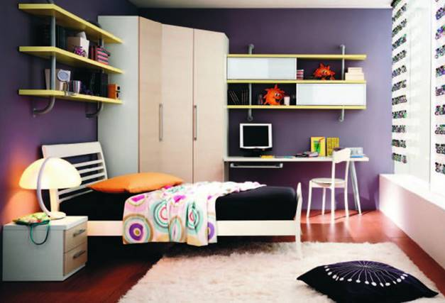 4 Συμβουλές για τη διακόσμηση του εφηβικού δωματίου!