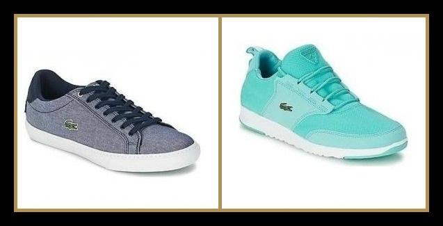 30 Παπούτσια πόλης για γυναίκες από τη Lacoste!
