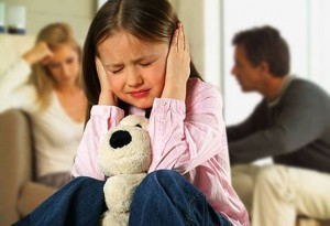 Πως βιώνουν τα παιδιά ένα διαζύγιο!