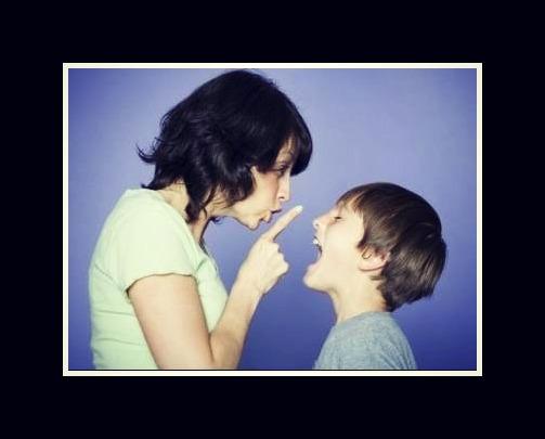 7 Φράσεις που καταστρέφουν το παιδί σου!