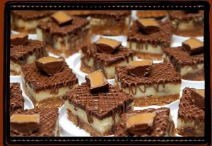 santouits cheesecake sokolata