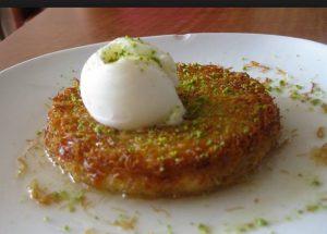 Συνταγή για το μικρασιατικό γλυκό κιουνεφέ!