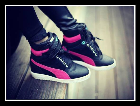 30 Γυναικεία sneakers Puma!