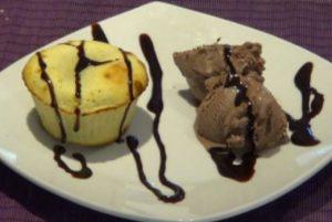 Συνταγή για γλυκό σουφλέ λευκής σοκολάτας!