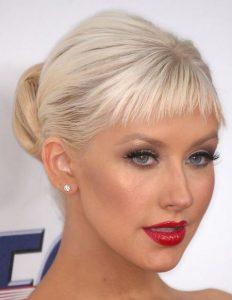 Christina Aguilera asimmetra kouremata