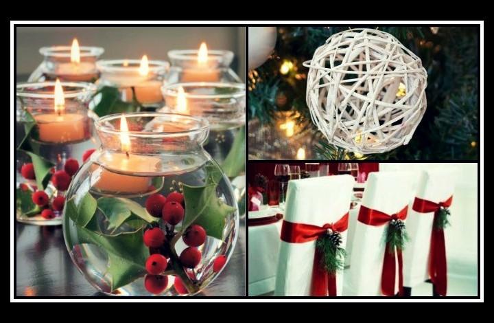 30 Όμορφες ιδέες διακόσμησης σπιτιού για τα Χριστούγεννα!