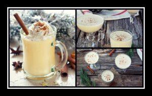 Φτιάξε εύκολο χριστουγεννιάτικο ρόφημα (eggnog)
