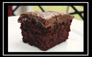 Εύκολη συνταγή για νηστίσιμο σοκολατένιο κέικ