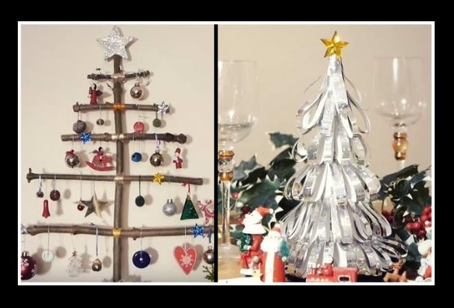 Φτιάξε χριστουγεννιάτικα διακοσμητικά δεντράκια!