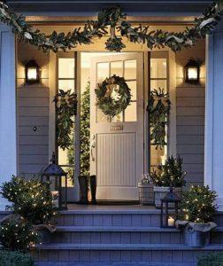 διακοσμηση-χριστουγεννιάτικη-έλατο