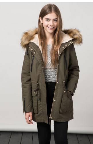 Γυναικεία μπουφάν και καμπαρντίνες H M και Zara 2016! 582ad1dc744