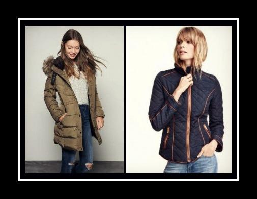 Γυναικεία μπουφάν και καμπαρντίνες H&M και Zara 2016!