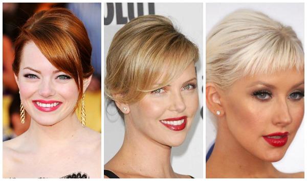 Τα 8 καλύτερα κουρέματα με αφέλειες των Celebrities!