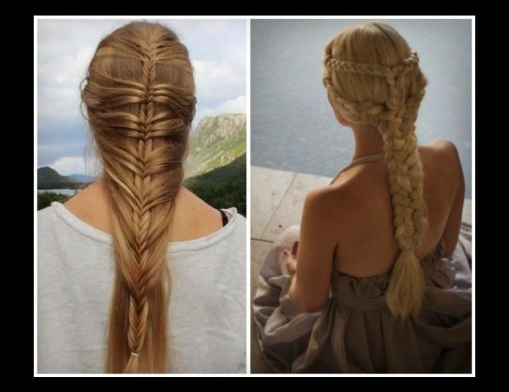 18 Πρωτότυπα γυναικεία χτενίσματα για όλα τα μήκη μαλλιών!