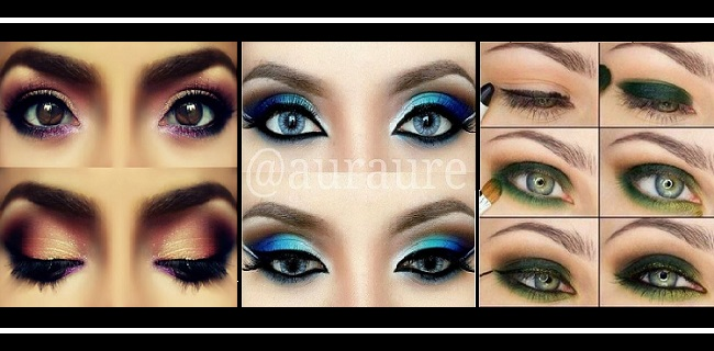 4 Κομψές προτάσεις μακιγιάζ για κάθε χρώμα ματιών!
