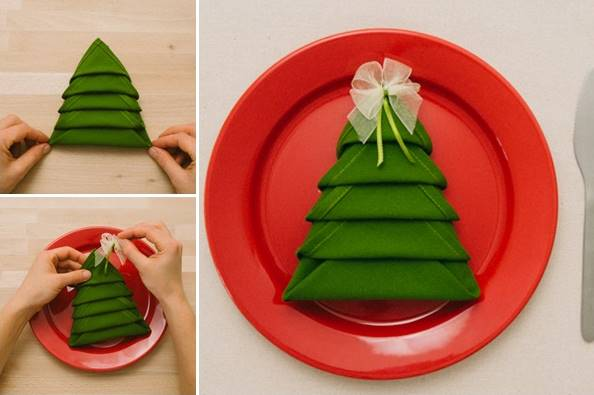 χριστουγεννιάτικο-τραπέζι