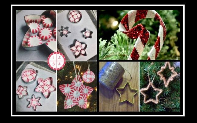 Φτιάξε 10 χριστουγεννιάτικα στολίδια με κόπτες μπισκότων!