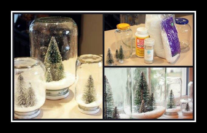 Φτιάξε μόνη σου χριστουγεννιάτικα διακοσμητικά!
