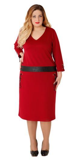 9d4061c3f45d Γυναικεία φορέματα σε μεγάλα μεγέθη Parabita 2016