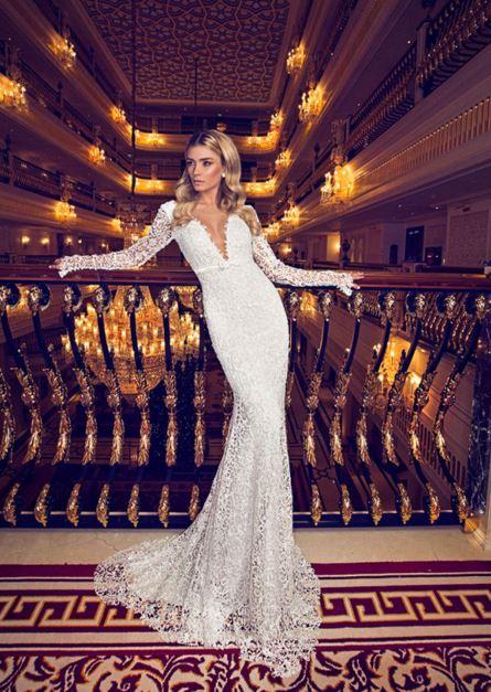 59694a20a64 17 Νυφικά φορέματα για να βρεις το φόρεμα των ονείρων σου!   Εν ...