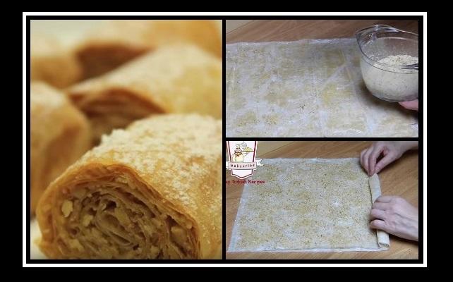 Εύκολη συνταγή για μπακλαβά με ταχίνι!