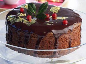 Βασιλόπιτα με σοκολάτα!