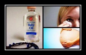 11 Περίεργες χρήσεις του baby oil!