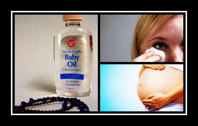 11 Περίεργες χρήσεις του baby oil