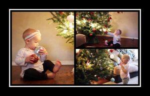 Κάπως έτσι είναι τα Χριστούγεννα όταν έχεις μωρό!