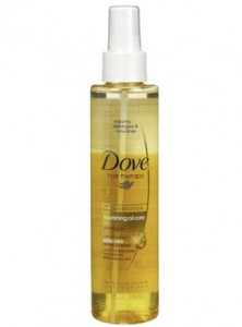 Dove Nourishing Oil oros mallion