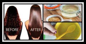 Φτιάξε μόνη σου ισιωτικό Gel για τα μαλλιά!