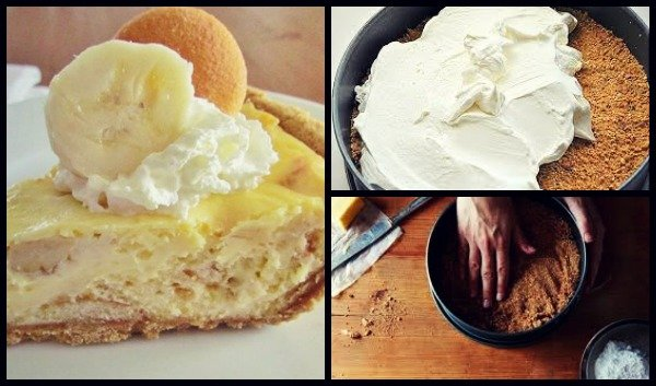 Εναλλακτικό cheesecake μπανάνα!