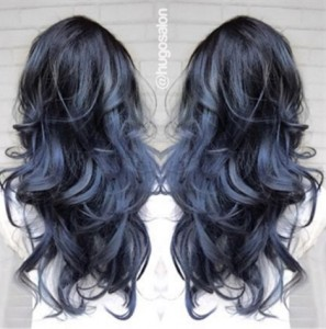 blue-black xroma mallion