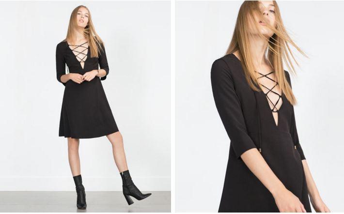 dress with full skirt