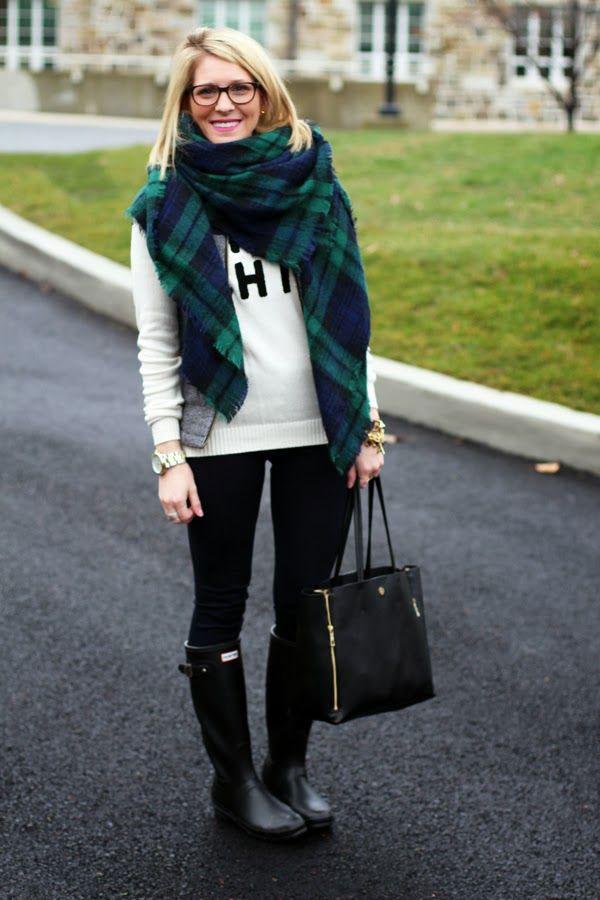 huge blanket scarf
