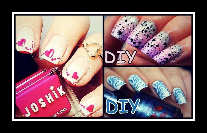 Τα καλύτερα DIY σχέδια νυχιών που είδαμε στο Instagram!