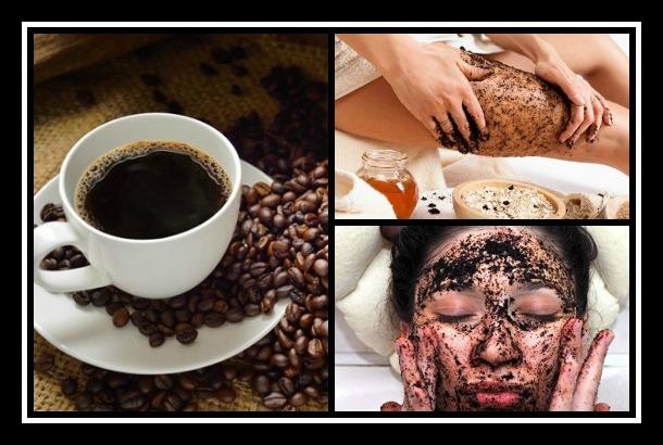 5 Εύκολες και αποτελεσματικές θεραπείες ομορφιάς με καφέ