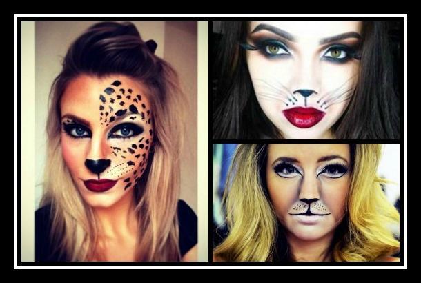 18 Προτάσεις μακιγιάζ για να ντυθείς γάτα τις απόκριες!